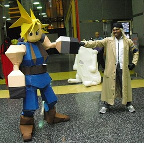 Scarily Accurate Final Fantasy Cosplay