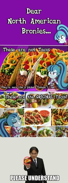 I'll Take Any Kind of Taco