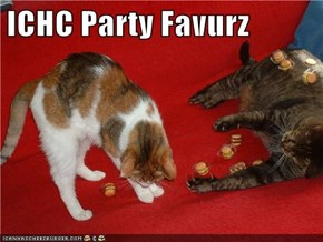 ICHC Party Favurz
