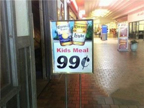 Cheap Stewed Kids