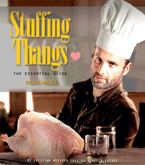 Thanksgiving Dinner By Rick Grimes