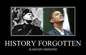 HISTORY FORGOTTEN
