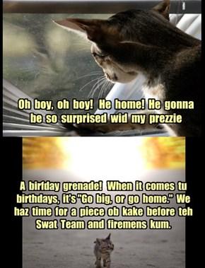 Happy Birthday heyman!