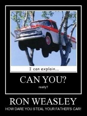 Dammit Ron!