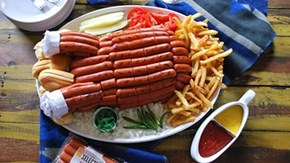 """The Oscar Mayer """"Hot Durkey"""" Signals the End of Thanksgiving as We Know It"""