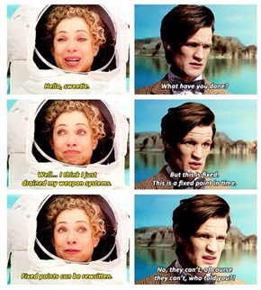 Sounds Like Something You'd Say, Doctor