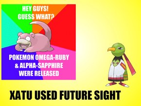 Obvious Prediction Xatu