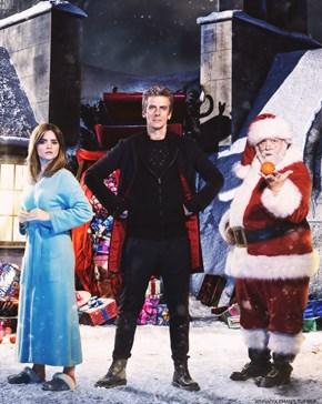 Santa Claus Joins The Team