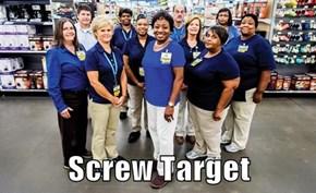 Screw Target