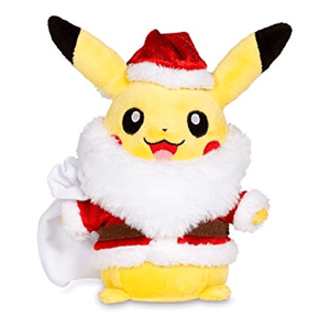 Santachu Knows If You've Been Nice to Your Pokémon