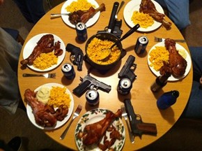 The Most American Way to Share a Family Meal