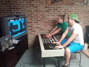 Have Some Extra Cash Lying Round? Why Not a Fully-Functioning NES Controller Coffee Table?