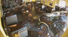 In the Most Canadian News Story Ever, a Driver Runs Into a Restaurant, Buys a Round of Wings on the House to Apologize