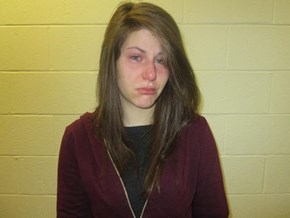 Girl Beats Up Boyfriend Over Game of Monopoly...She Went Directly to Jail