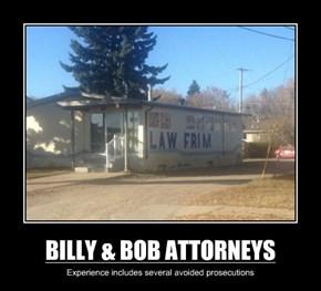 BILLY & BOB ATTORNEYS