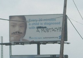 For Them, It's Movember All Year 'Round