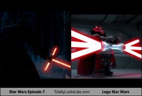 Star Wars Episode 7 Totally Looks Like Lego Star Wars