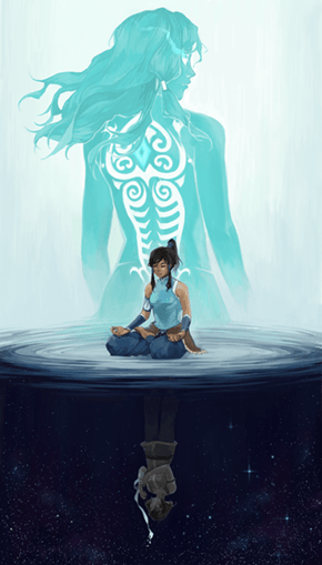 Beautiful Korra Art