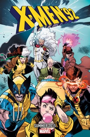 90's Kids Can Rejoice, Marvel's Bringing Back Your Classic X-Men
