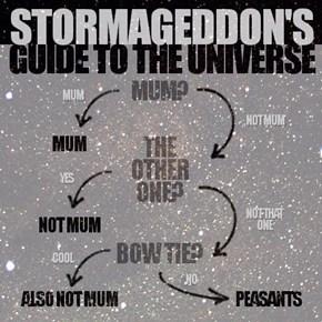 Stormageddon's Flow Chart