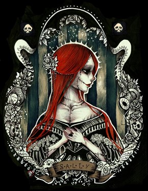 Her Ladyship Skellington