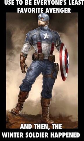 Untrue: There's Always Been Thor