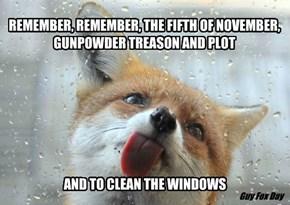 Guy Fox Day