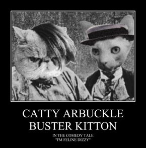 CATTY ARBUCKLE BUSTER KITTON