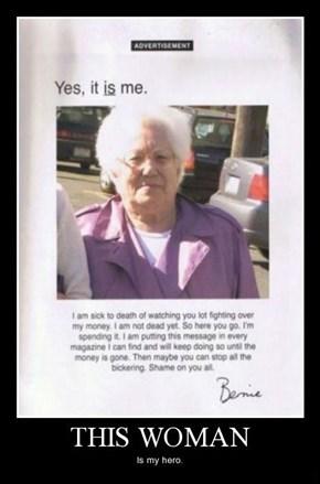 One Awesome Grandma