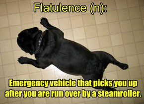 Daffynitions- Flatulence
