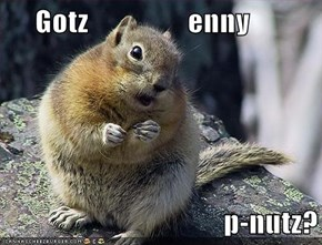 Gotz                 enny  p-nutz?