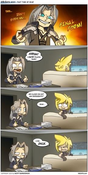 Final Fantasy TAXES!