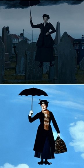 Proof The Mary Poppins Is a Time Lady