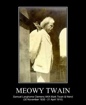 MEOWY TWAIN