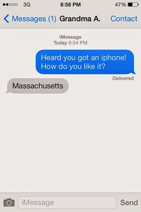 Autocorrect is a (United) State of Mind