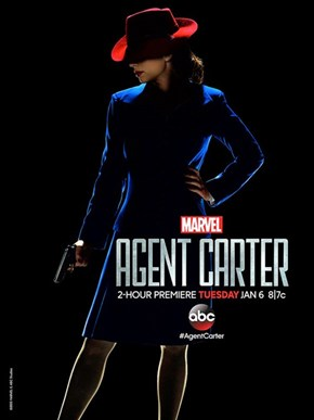 We Found Carmen Sandiego, She's in Agent Carter