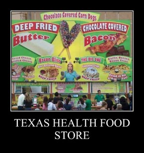 TEXAS HEALTH FOOD STORE