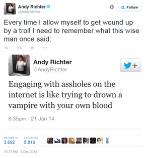 Andy Richter and the Only Advice You Need Online