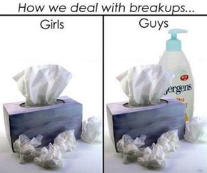 How Do You Deal With Breakups?