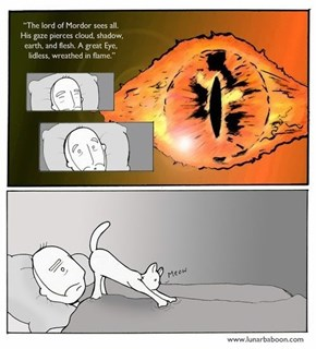 The Origin of Sauron