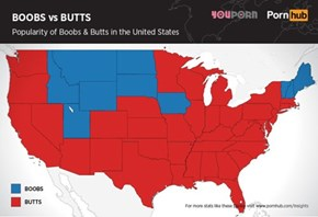 Finally Bewbs Vs Butts Debate Has Been Settled!