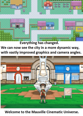 Having Recently Bought the Rights Back From Pokestar Studios..