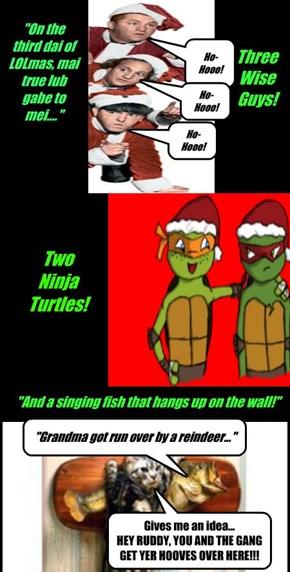 De twelb dais of LOLmas, part 3