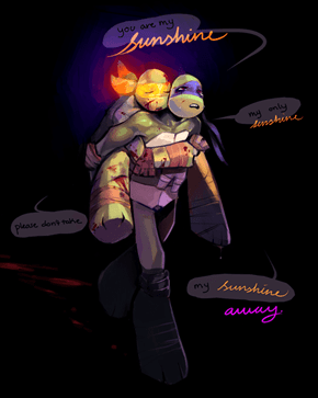 The Turtle's Futures are always F'ED UP