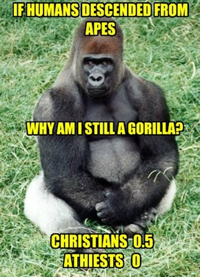 Planet of the Gorillas...