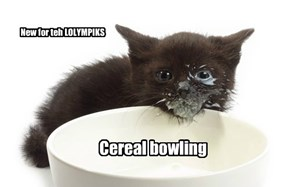 Cereal bowling