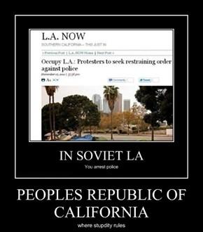 PEOPLES REPUBLIC OF CALIFORNIA