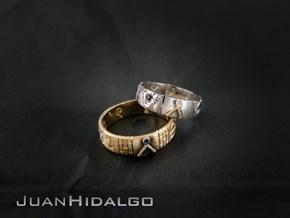 Stargate Wedding Rings