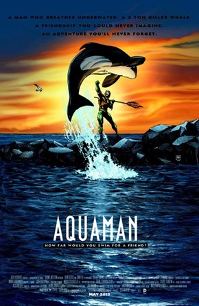 The Only Aquaman Movie I Want To See