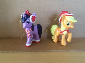 it's not a tree full, but it's still pony